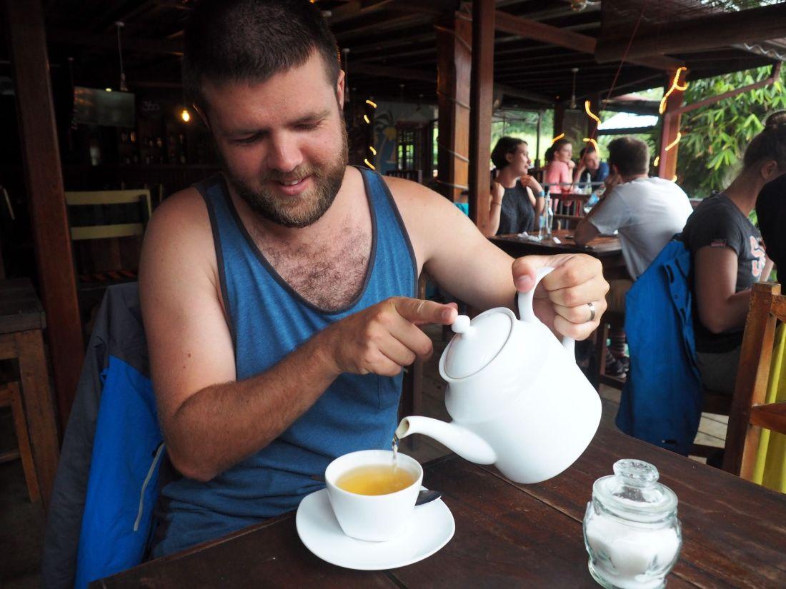 Tea in Ella Sri Lanka