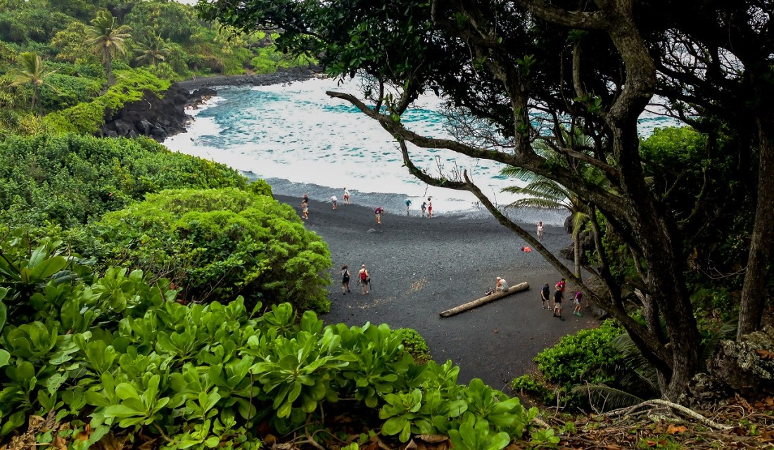 Road to Hana Hawaii