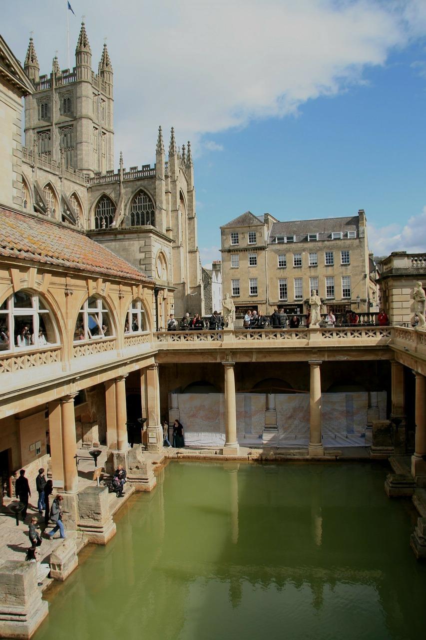 Bath Historical Baths