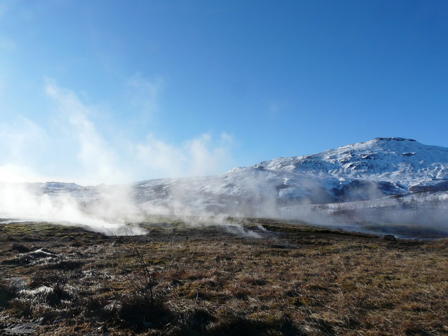 Geothermal Activity iceland