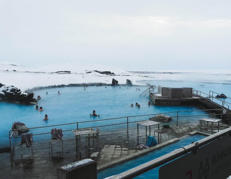 Myvatn Nature Bath Iceland