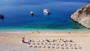 Turkey Coastline