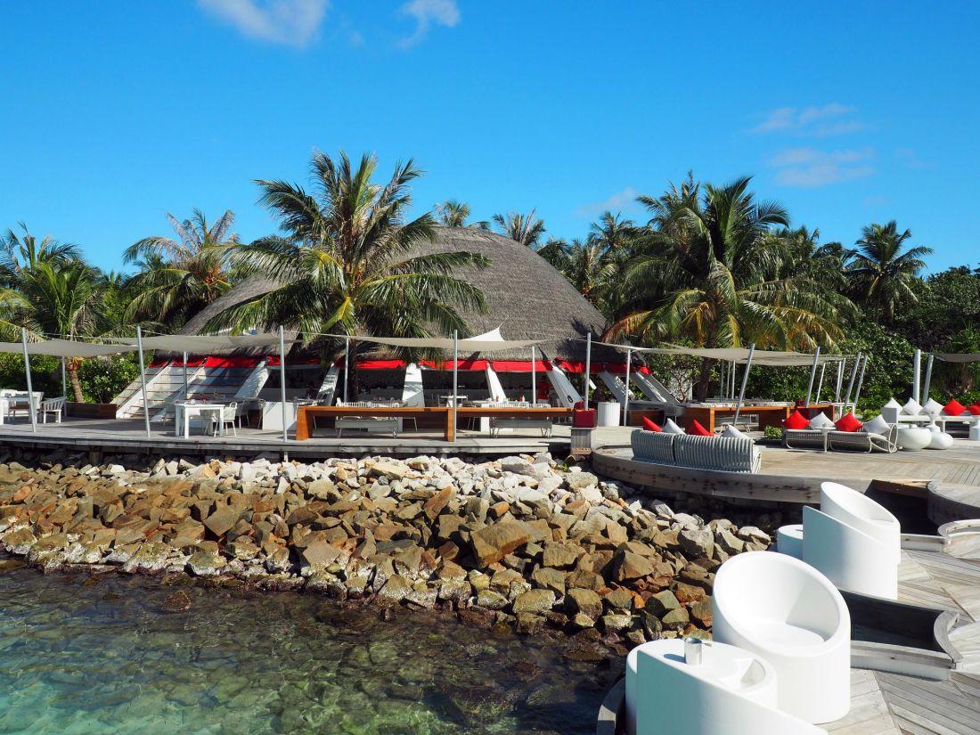 Beach Rouge LUX Maldives
