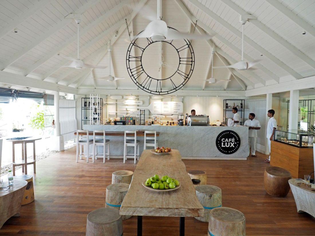 Cafe LUX Maldives