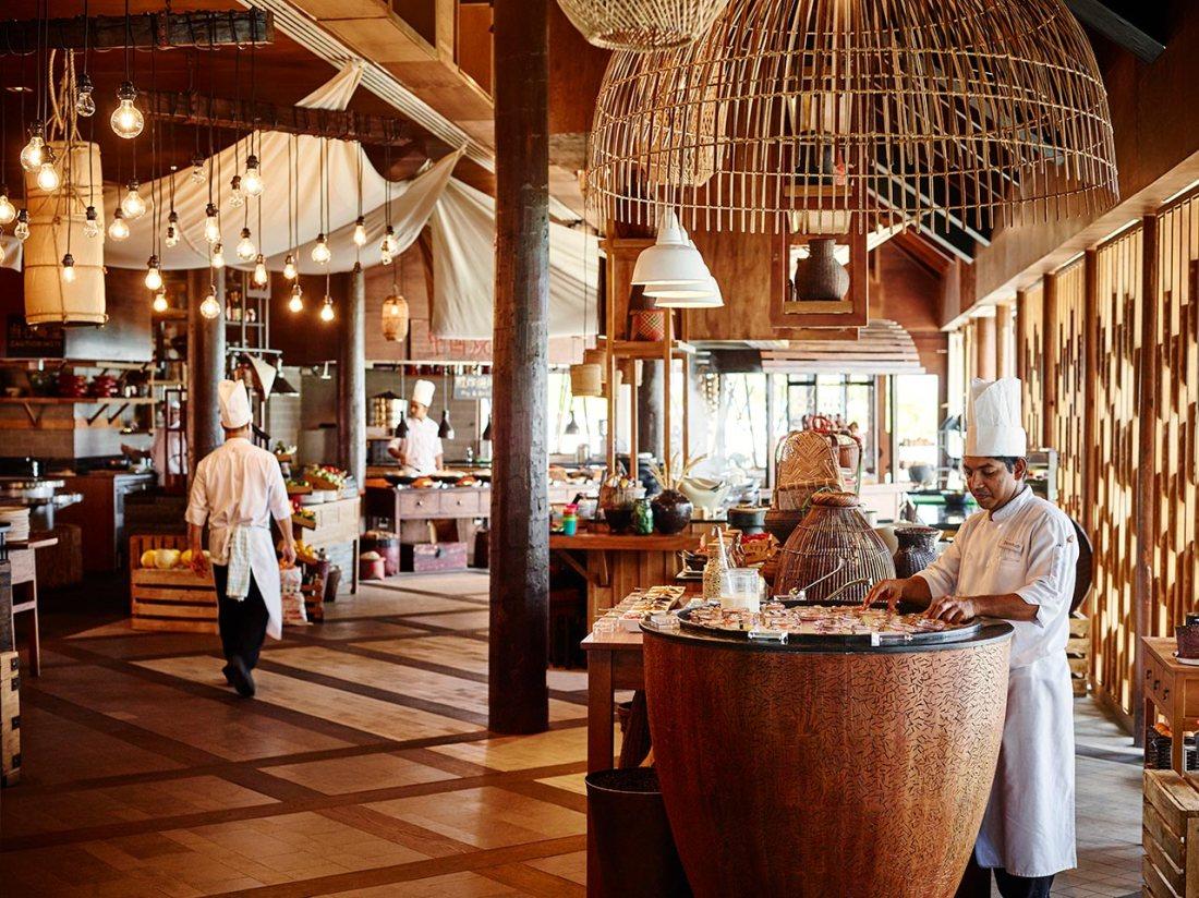 East Market Interior Restaurant