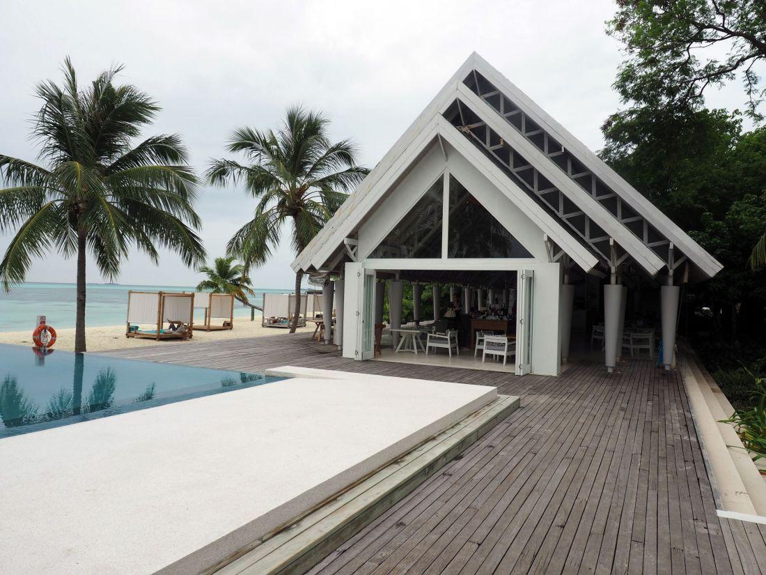 Senses Restaurant LUX Maldives