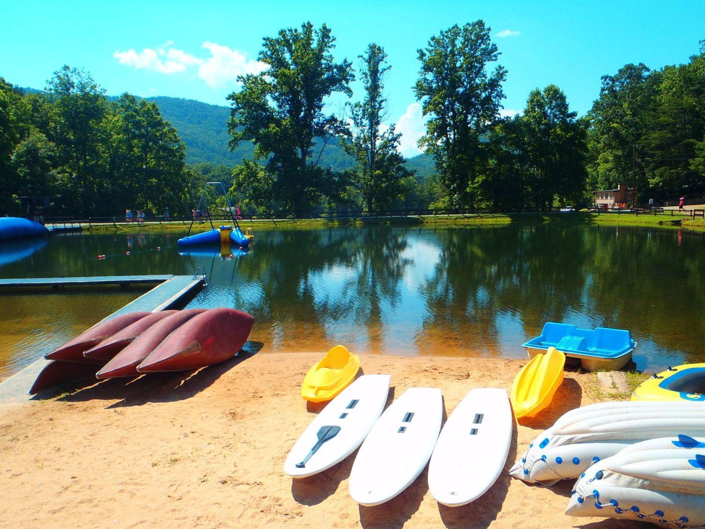 Camp Blue Ridge Georgia USA