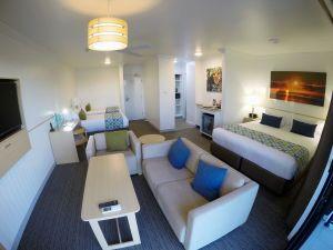 Sails Resort Bedroom Layout