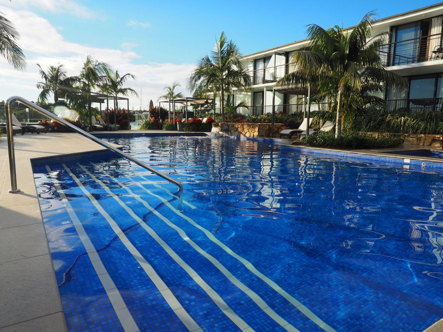 Hotel Pool Sails Port Macquarie