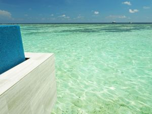 Crystal clear water LUX Maldives