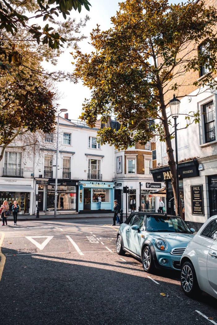 A Shopping Guide to Chelsea, London
