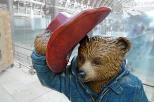 Paddington Bear London