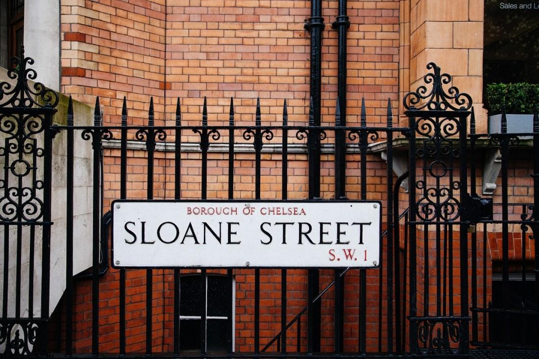 Sloane Street London