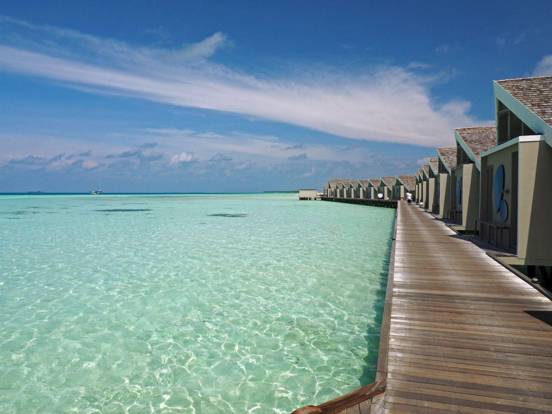 The Maldives: Heaven on Earth