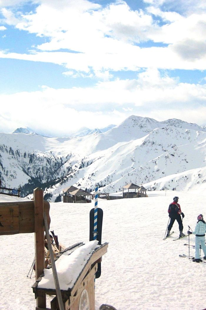 A Ski Holiday in Saalbach
