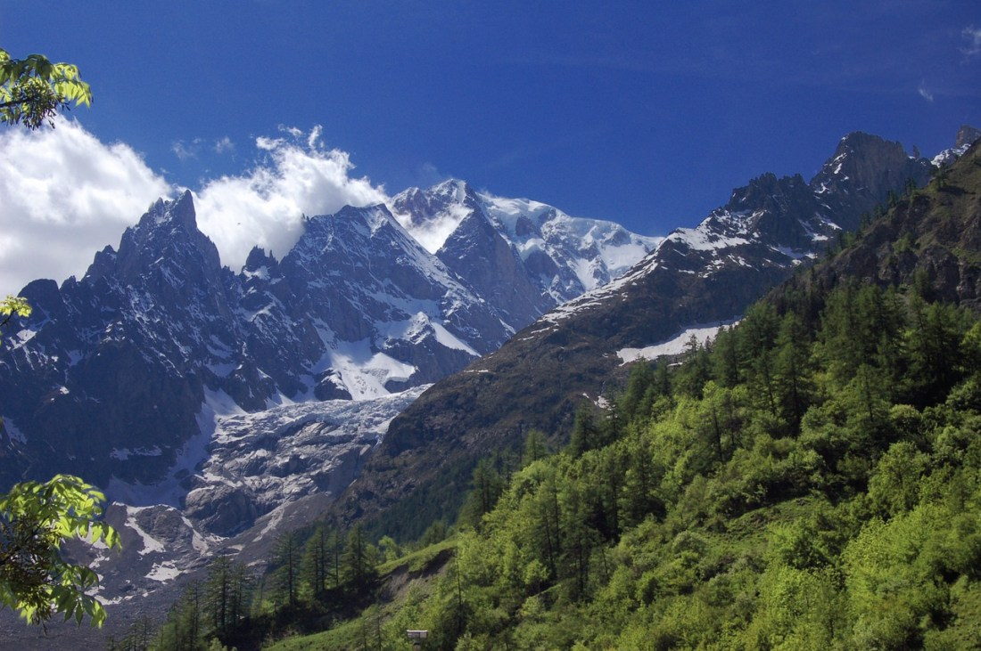 Mont Blanc Hiking