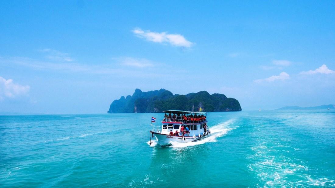 Day Trip Phang Nga Thailand