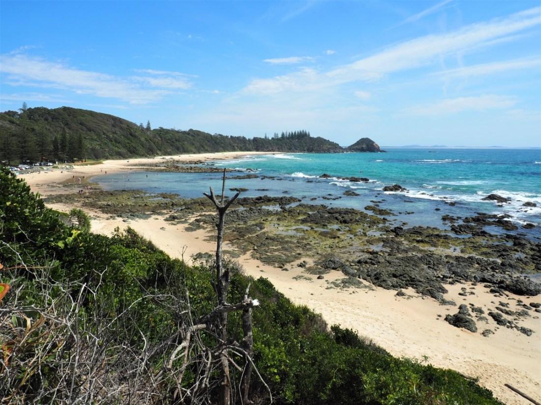 Shelly Beach Port Macquarie