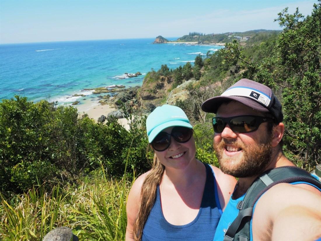 Simone and Dan at Windmill Port Macquarie