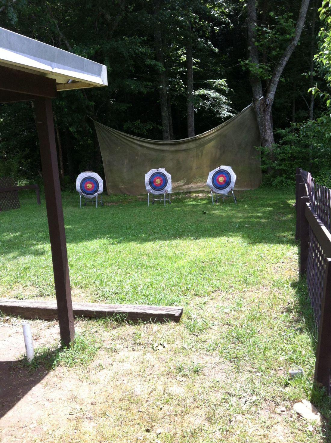 Archery Camp Blue Ridge
