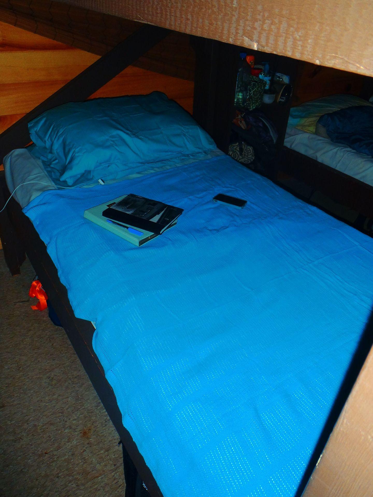 Bed Camp Blue Ridge