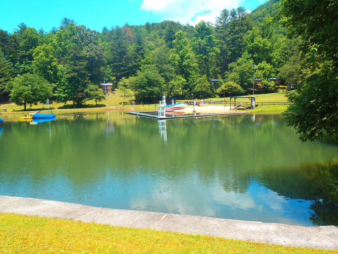 Camp Blue Ridge Lake