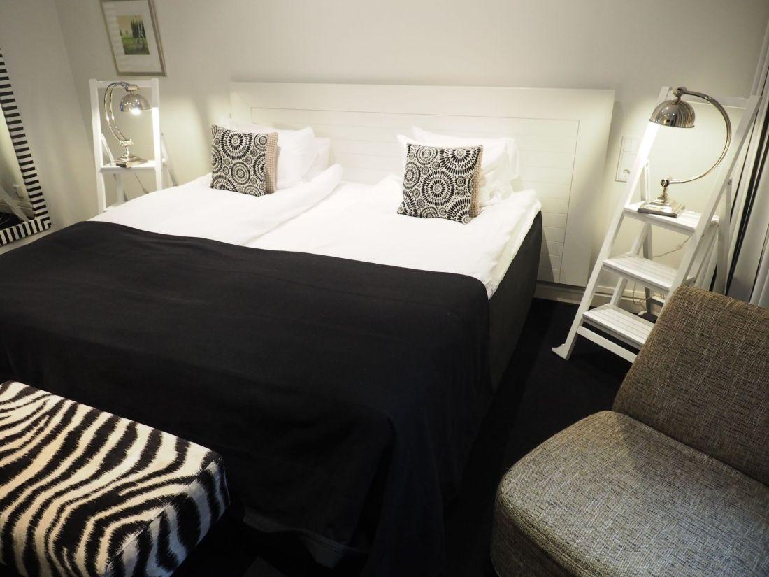 Bed Hotel Fabian Helsinki