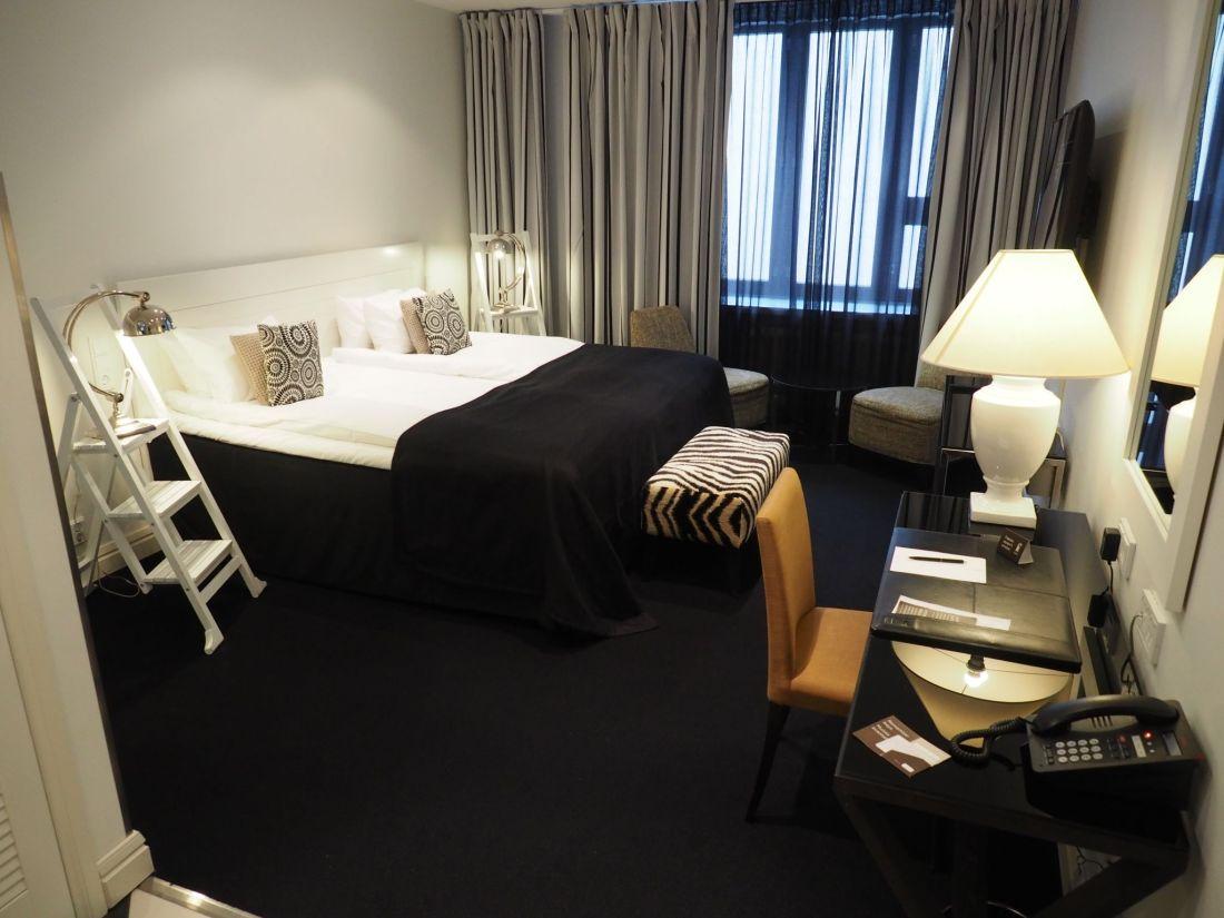Bedroom Hotel Fabian Helsinki