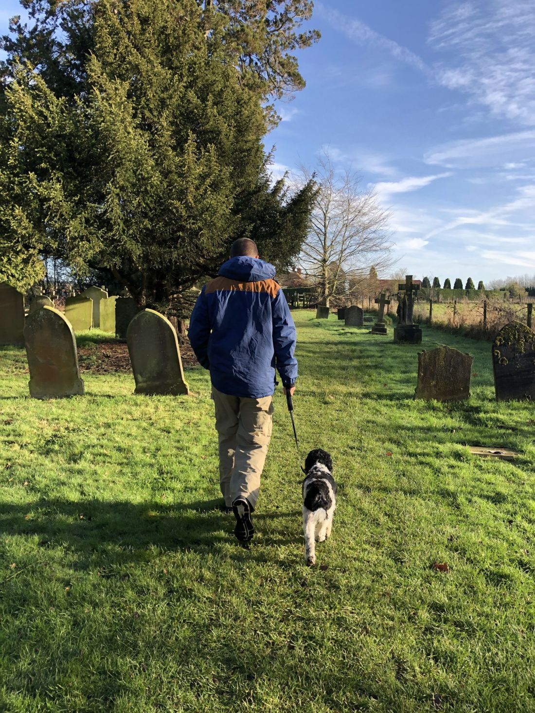 Leeds Castle Cemetery