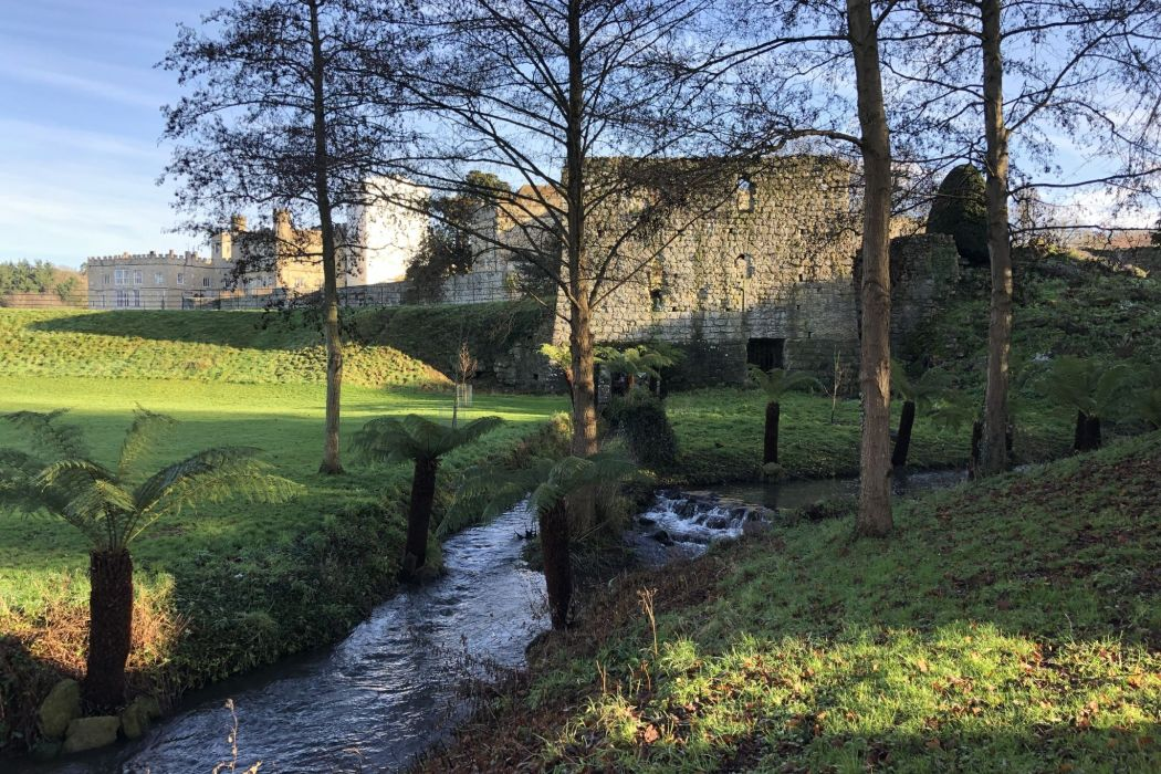 Christmas Eve at Leeds Castle