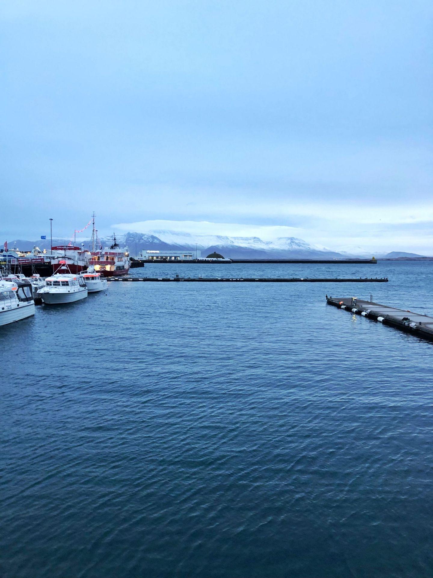 Reyjkavik Fjord
