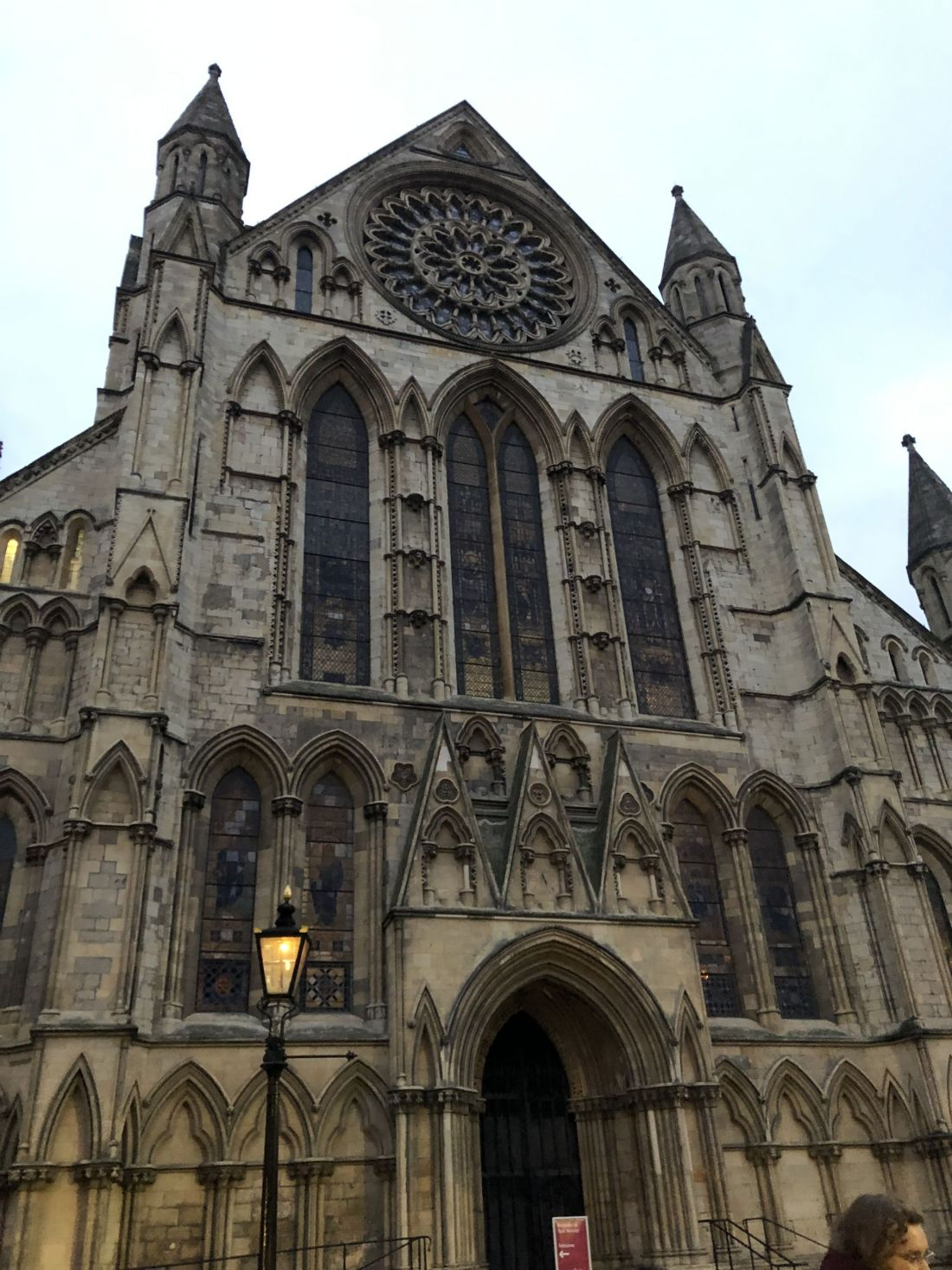 Yorkminster front