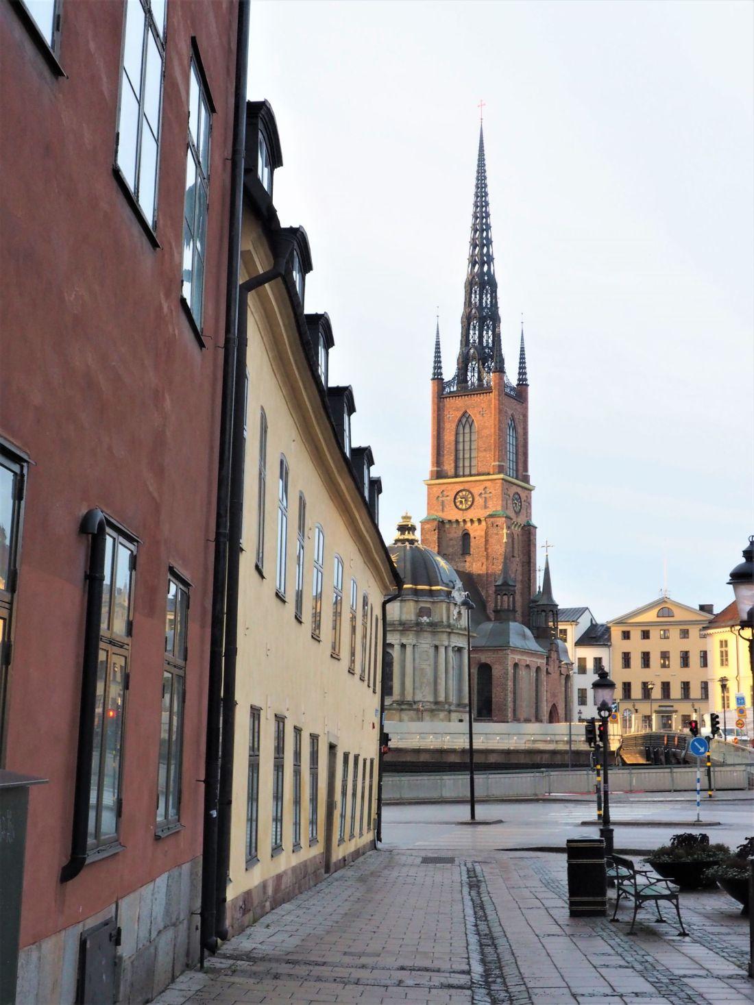 Church in Stockholm