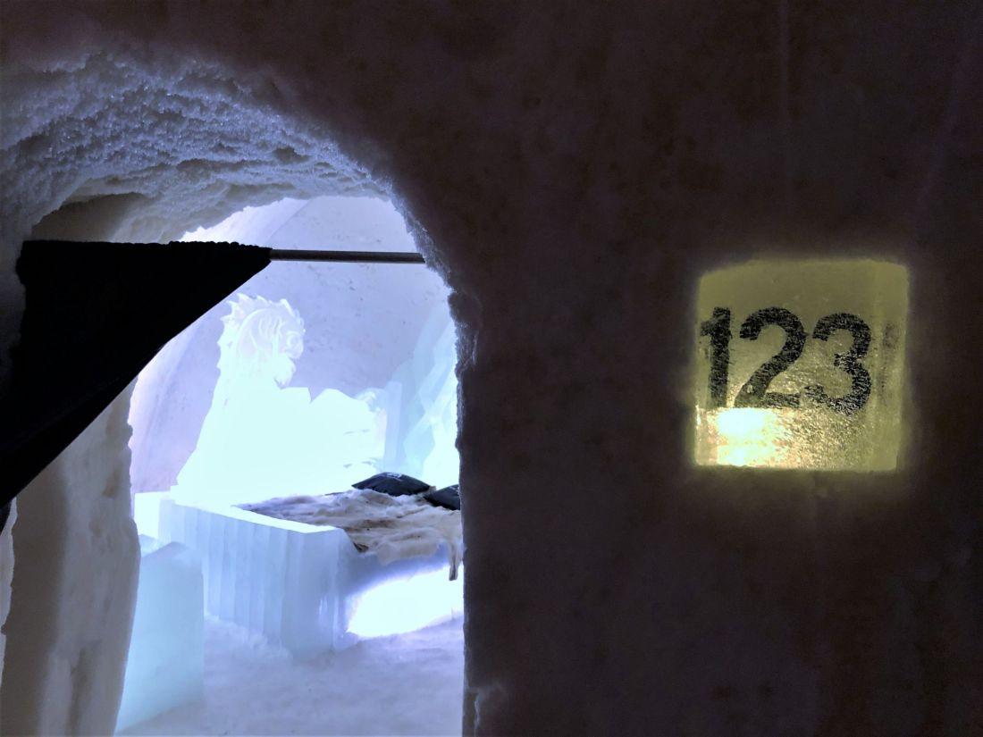 Arctic SnowHotel Rovaniemi Room 123