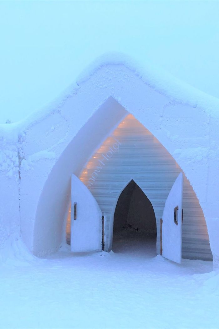 Tips for sleeping in an Ice Hotel