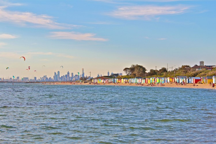 Brighton-Beach-Melbourne