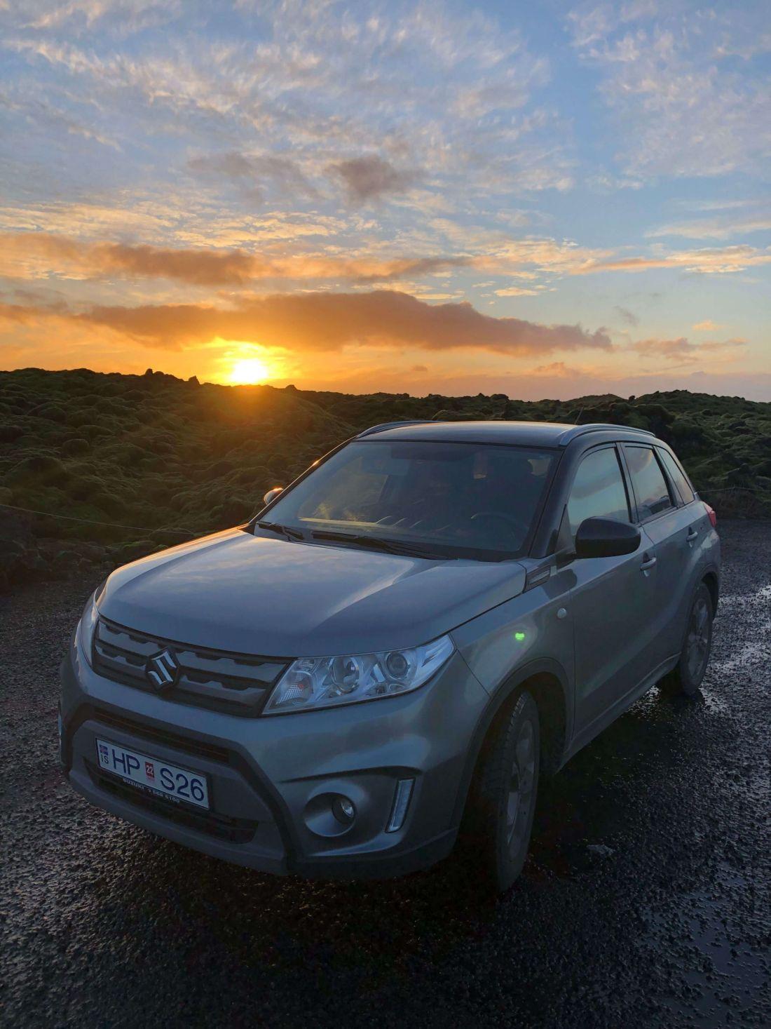 SAD Cars Hire Car Iceland