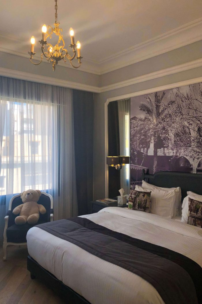 A Luxurious Stay at Le Bristol Beirut