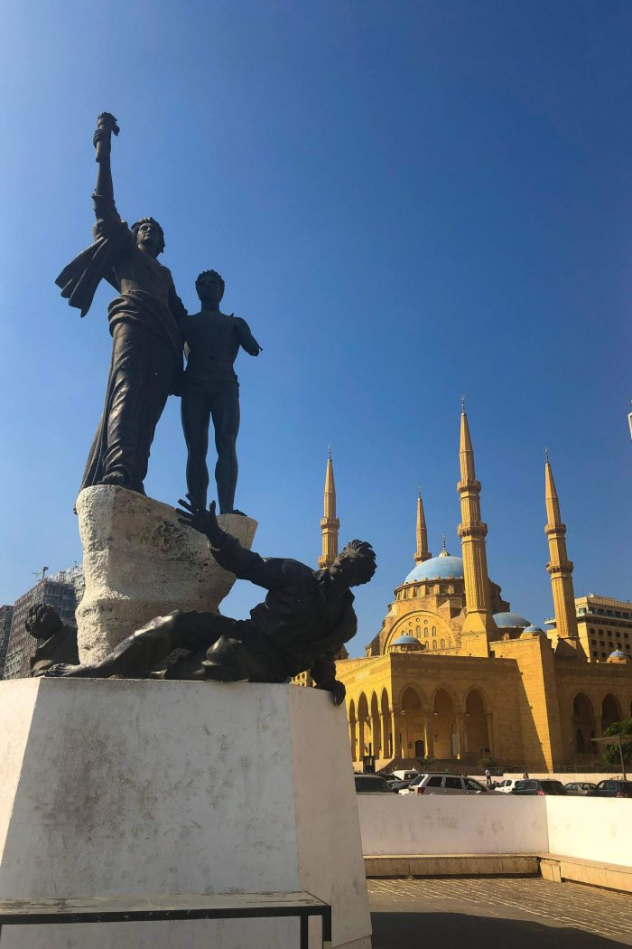 20 Thoughts from Travelling in Beirut