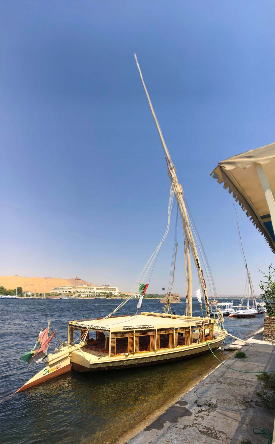 Intrepid Nile Felucca