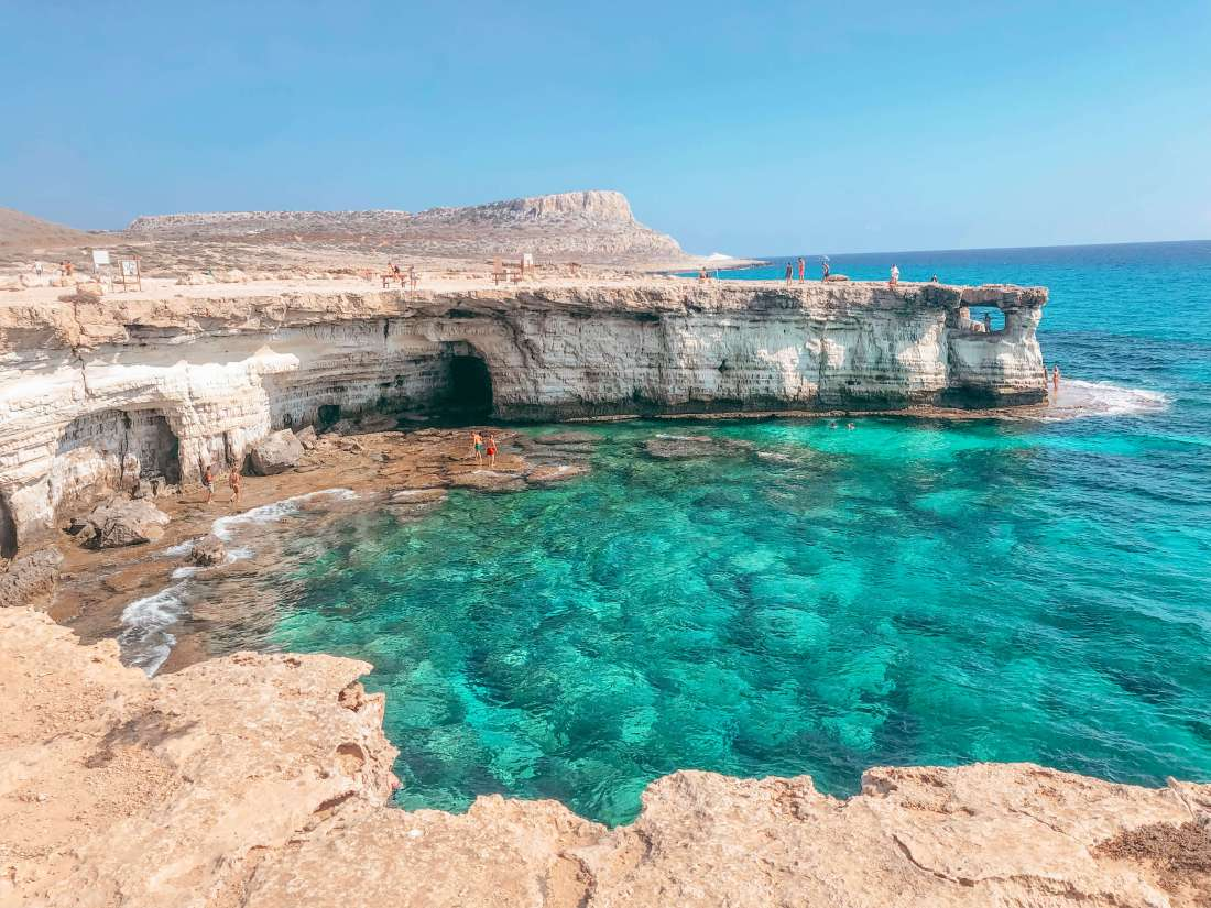 Sea-Caves-Cape-Greco-Cyprus