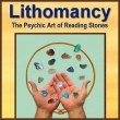 Book – Lithomancy, the Psychic Art of Reading Stones – by Gary L. Wimmer