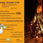 Wines of South Africa Benefit For Amala
