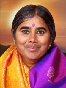 Mother Meera Darshan