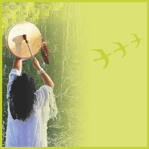 Shamanic Sound Journey Healing Event - with Patricia White Buffalo - Toltec Center for Creative Intent - Austin Texas