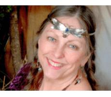 Nancy Adams - Shamanic Nature Spirits Class - Wimberley Texas