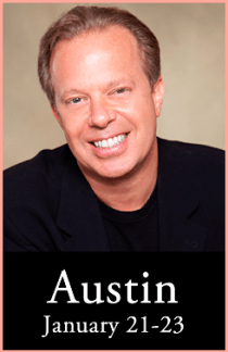 Dr Joe Dispenza - Workshop at Unity Church of the Hills - Austin Texas - Insight Events