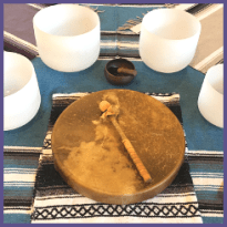 Gerry Starnes - Singing Bowls And Drum - Shamanism