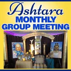 Ashtara Sasha White - Monthly Group Meeting in Austin Texas
