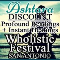 Ashtara Sasha White - Wholistic Festival San Antonio, Texas
